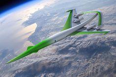 Avion de ligne du futur