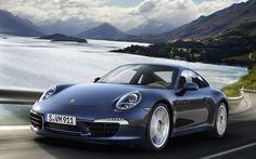 Porsche cruisin'