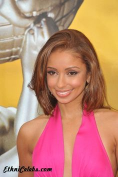 Mya, singer/actress -(Jamaican, African American and Italian)