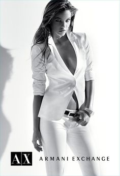 Armani exchange!   Aline for chic styles! ♥