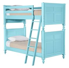 myHaven Bunk Bed - Young America... So expensive!!! But my girls would love it.