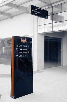 LINK, Mall, Office & Stay - Rio de Janeiro - RJ - CLA Programação Visual - Design Cynthia Araújo/ Pedro Paiva - www.clapvisual.com.br - cla@clapvisual.com.br