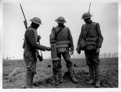WW1 a awkward period between archaic and modern warfare