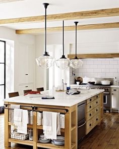 4 Eye-Opening Diy Ideas: Kitchen Remodel Apartment Therapy mobile home kitchen remodel.Farmhouse Kitchen Remodel Chip And Joanna Gaines kitchen remodel layout fixer upper.Kitchen Remodel With Island Cutting Boards. New Kitchen, Kitchen Dining, Kitchen Decor, Kitchen Wood, Kitchen White, Kitchen Ideas, White Kitchens, Dining Rooms, 1970s Kitchen