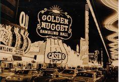 Fremont Street, 1969. #vegas Fremont Street, Supper Club, Las Vegas Hotels, Sin City, Club Style, Rain Drops, Road Trip, Roses, Salad