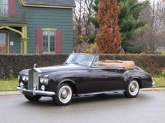 1963 Rolls Royce Silver Cloud III Drophead Coupe 620x465 2010 Automobiles of Arizona Auction Results   RM Auctions