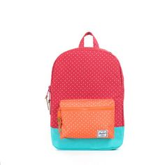 Youth Polka Dot Backpack.