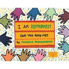 Diversity and culture are two important facets to our unit and I think this little book would be great to read to kids as it stresses the concepts of both.