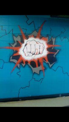 2D Wall Art Painting (YAC)