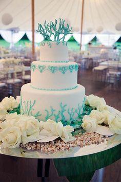 Ocean Wedding Color Scheme, Teal, Turquoise, Blue, Fashion, Flowers, Décor, Registry, Tips || Colin Cowie Weddings