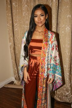 Jhene Aiko  - 15 Photos That Prove Jhene Aiko is a Style Chameleon