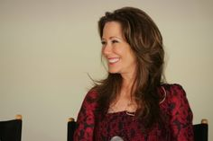 Mary McDonnell (more auburn than red, but definitely a favorite!)