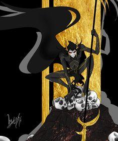 Black Order, Batman, Superhero, Fictional Characters, Art, Art Background, Kunst, Performing Arts, Fantasy Characters