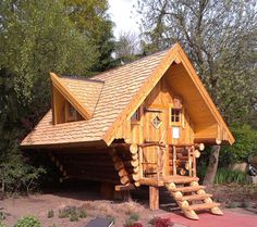 Unieke buitensauna's Saunas, Hippy, Eco Friendly, Zen, Garden Ideas, Buildings, Houses, House Styles, Home Decor
