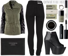 """great adventures."" by goldiloxx on Polyvore"
