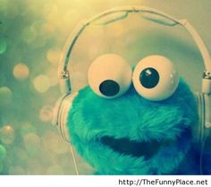 Cookie monster funny wallpaper