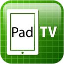 Download PadTV V1.0.8:       Here we provide PadTV V 1.0.8 for Android 4.0.3++ PadTV lets you watch Free-to-Air TV anywhere you go using your Android Phone and Pad device. Enjoy Free to view channels without using your airtime, 3G/LTE or any internet connection! PadTV is a portable tuner that receives live,...  #Apps #androidgame #GeniatechInc., #Ltd.  #Lifestyle http://apkbot.com/apps/padtv-v1-0-8.html