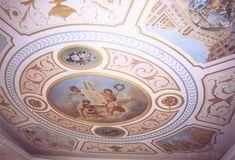 Ian Cairnie Decorative Ceilings