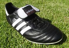 Adidas Copa Mundial. Our best-selling soccer cleat of all-time.