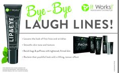 Skin care Laugh lines-gone! ItWorks natural products! http://kris10mock.myitworks.com/shop/