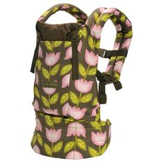 ERGObaby | Designer Collection Baby Carrier - Petunia Pickle Bottom `Heavenly Holland`  #ergobaby #idealmothersday #babywearing