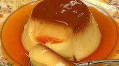 How to Make Custard Pudding/ Caramel Flan カスタードプリンの作り方 Creme Custard, Custard Pudding, How To Make Custard, Flan Au Caramel, Flan Dessert, Pudding Recipes, Egg Pudding Recipe, Healthy Dessert Recipes, Sin Gluten