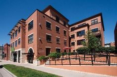 The Livingston Condominiums in Madison, WI