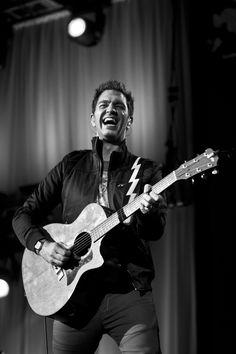Andy Grammer performing at UCF.