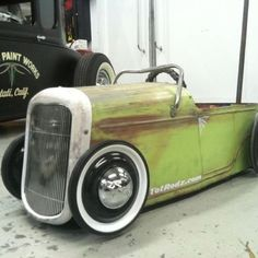 Pedal car !