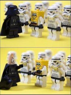 funny-Lego-SpongeBob-Patrick