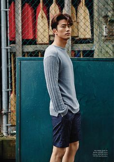 More Of Song Hye Kyo, Lee Jun Ki, & Taecyeon For Elle Korea's June 2015 Issue   Couch Kimchi