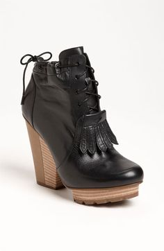 This boot is whackadoodle and yet I am intrigued... Tsubo Royce Boot | Nordstrom