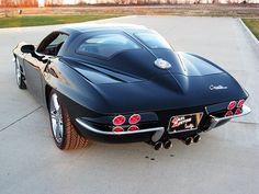 Karl Kustom Corvette