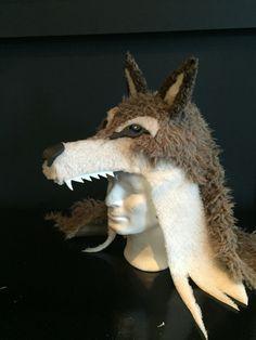 carnaval loopgroep wolven