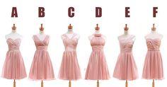 Short Bridesmaid Dresses Prom Dresses Homecoming Dress Graduation Dresses 6 Styles Choose on Etsy, $65.00