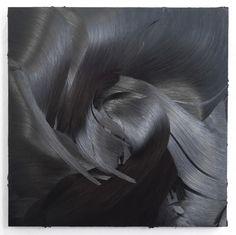 Jason Martin Serubi, 2011 Oil on aluminium 122 x 122 x 10 cm Claude Rutault, Abstract Shapes, Abstract Art, Monochrome, Lisson Gallery, Bad Picture, Flow Arts, Inspirational Wall Art, Art Abstrait