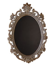 Look at this Resin Framed Magnetic Chalkboard on #zulily today!