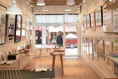 Beyond the gallery: An NYC storefront offers curated art in a low-key environment. At prices within reach of mortals.