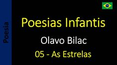 Olavo Bilac - Poesias Infantis - 05 - As Estrelas