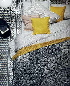 Image via Toast UKs Spring/Summer 2013 House+Home Catalogue as seen on Oaxacaborn