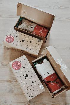 Packaging tiendas regalos: cajitas