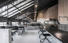 Inside Flamingo Office – Fubiz™