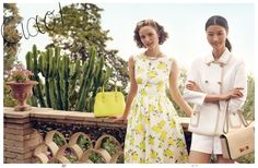 #desscolorfully ciao from our spring style guide.  LOVE Kate Spade!