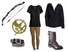 Disfraz Katniss Everdeen