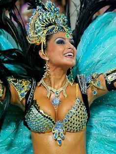 Carnival....brazil, trinidad, guyana, doesnt matter...i wanna go
