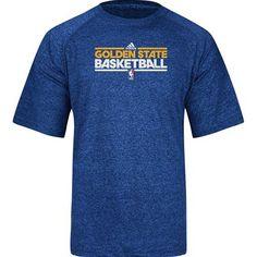 Golden State Warriors Adidas 2012 Climalite NBA T-Shirt from Fanzz
