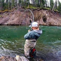 "@fishingguides - @bluehalogear - Folks, don't try this at home, but to show how tough these 3 weights are, here is@backcountry_poolz fighting a 30"" bull trout on a small 3 weight designed for dry fly fishing in small streams. Just goes to show if you accidentally hookup with a big fish, you are still in the game. . ===================================== Follow @repyourwater @campinghiking @fishingguides @flyfishing.yoda @fish.forlife @trucks.truckster =========================..."