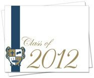 Graduation Announcements 2012 - Royal Crest -- HSLDA Online Store