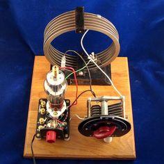 Dave's 1625 Tube Radio