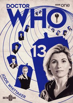 Doctor Who: 13th Doctor Poster - Andi Ewington